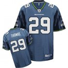 Cheap Seahawks #29 Earl Thomas Blue Stitched NFL Jersey