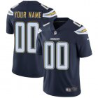 Cheap Nike San Diego Chargers Customized Navy Blue Team Color Stitched Vapor Untouchable Limited Youth NFL Jersey