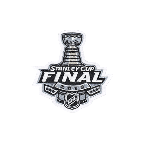 Cheap Stitched 2015 NHL Stanley Cup Final Champions Logo Jersey Patch